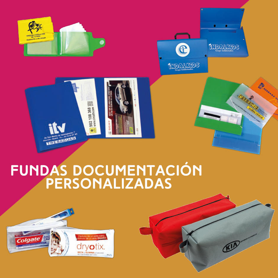 catalogo fundas documentación