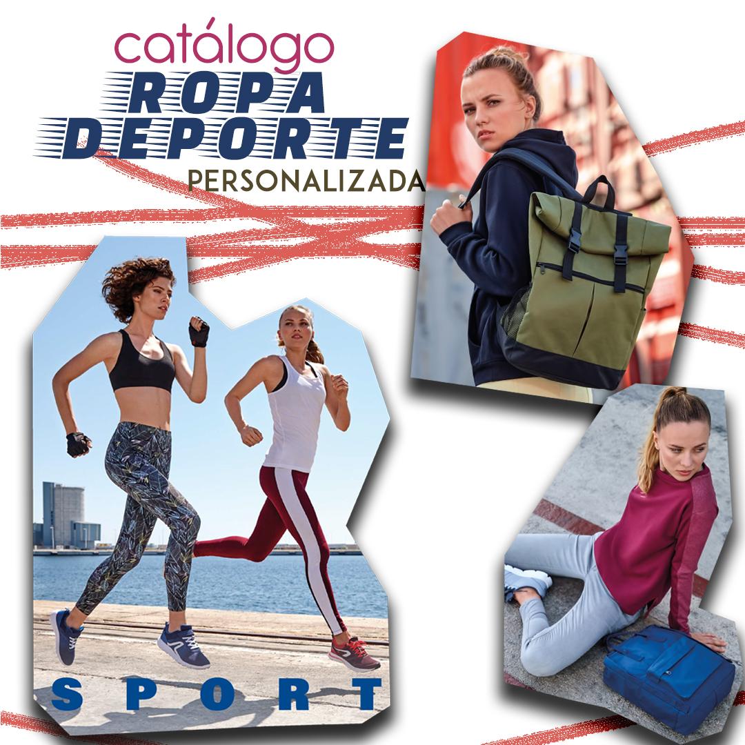 catalogo ropa deporte personalizada